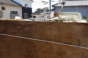 岡山市南区で不用品回収