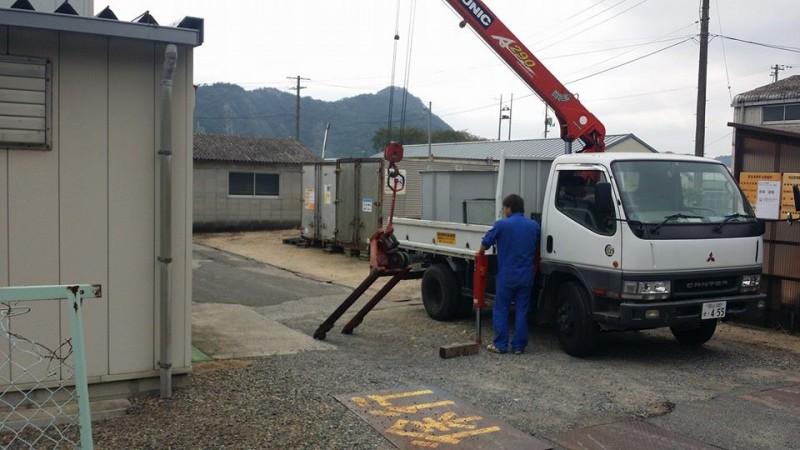 岡山市北区で不用品回収