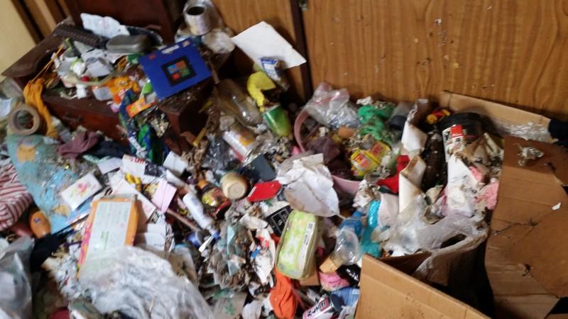 ゴミ屋敷掃除